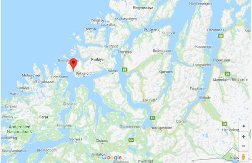 Norwegen Buvik