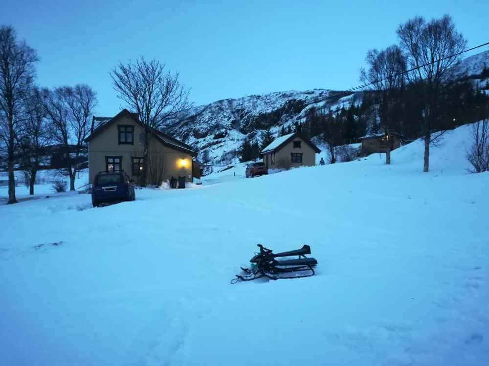 Häuschen in Norwegen